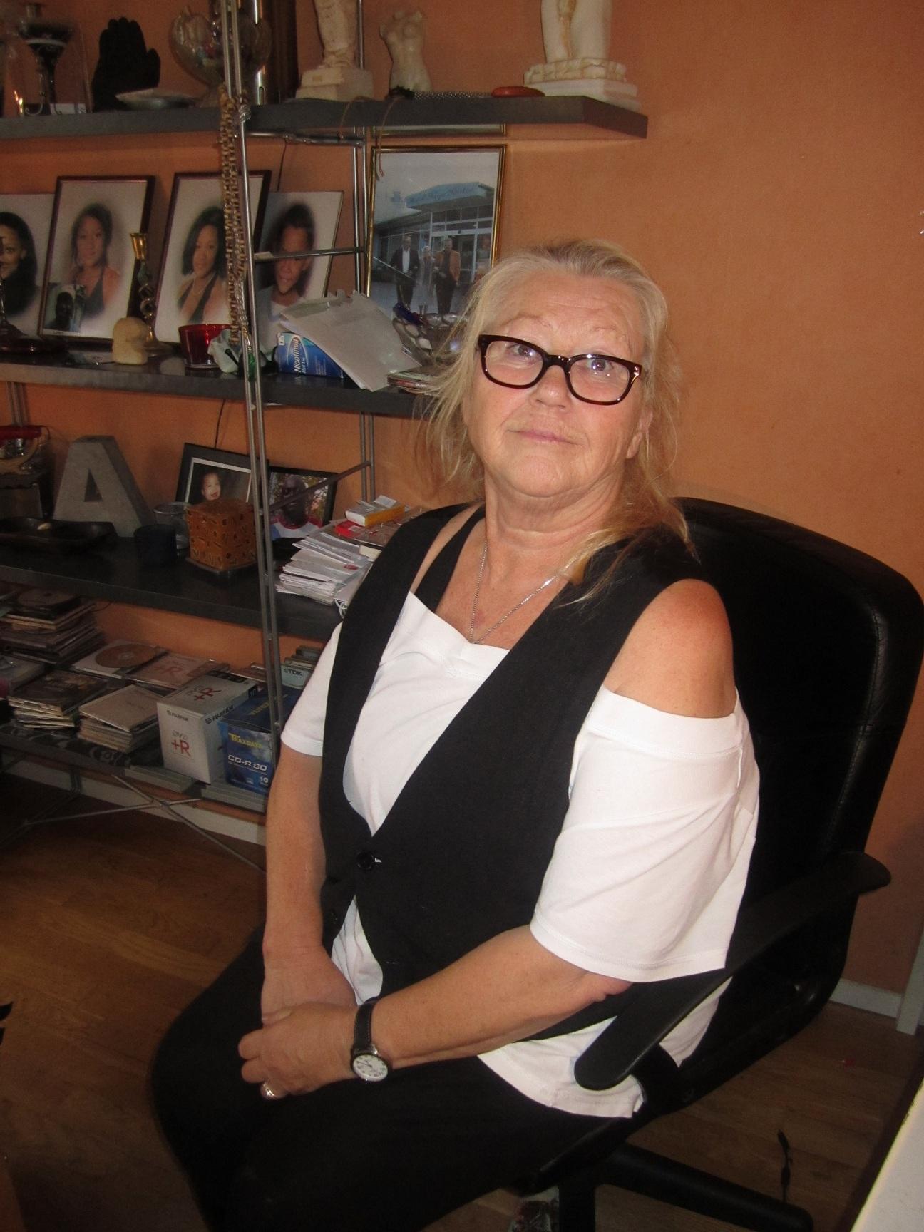 kvinna 60 år Om mig | Brittas.se kvinna 60 år